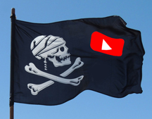 YouTube Piracy smaller